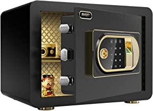 Document Safety Box Security Safe Box Led Display,for Office Hotel Jewelry Gun Cash Medication