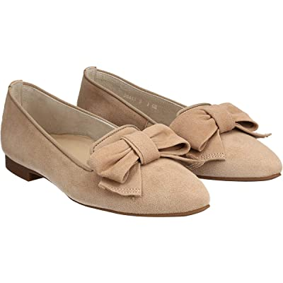 Paul Green Coby Flat (Dakar Suede) Women
