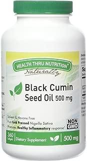 Mejor Aceite De Semilla Negra Beneficios de 2020 - Mejor valorados y revisados