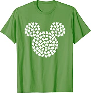 st patricks day disney shirts