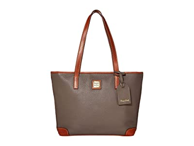 Dooney & Bourke Pebble Charleston Shopper (Elephant) Tote Handbags