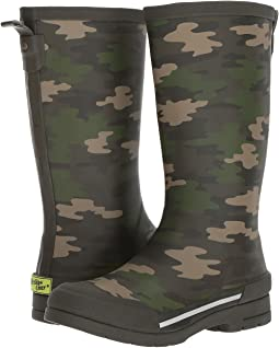 Western Chief Kids - Classic Ex Camo Rain Boot (Little Kid/Big Kid)