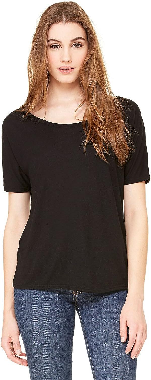 Bella + Canvas Ladies Slouchy T-Shirt