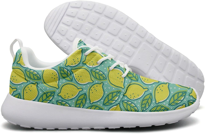 Opr7 Benefits of Lemon Running shoes Lightweight for Women Sneaker Sport Breathable