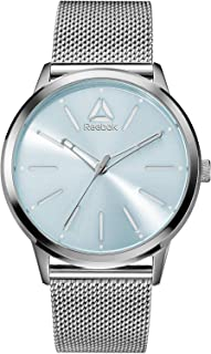 Reebok Casual Watch For Women Analog Stainless Steel - RD-CHS-L2-S1S1-KA