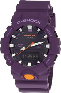 Casio G-Shock Analog-Digital Purple Dial Men's Watch - GA-800SC-6ADR (G796)
