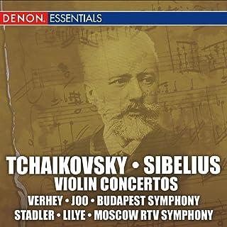 Tchaikovsky-Sibelius: Violin Concertos