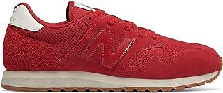 New Balance 520 Sneaker For Men, White & Red - 45.5 EU
