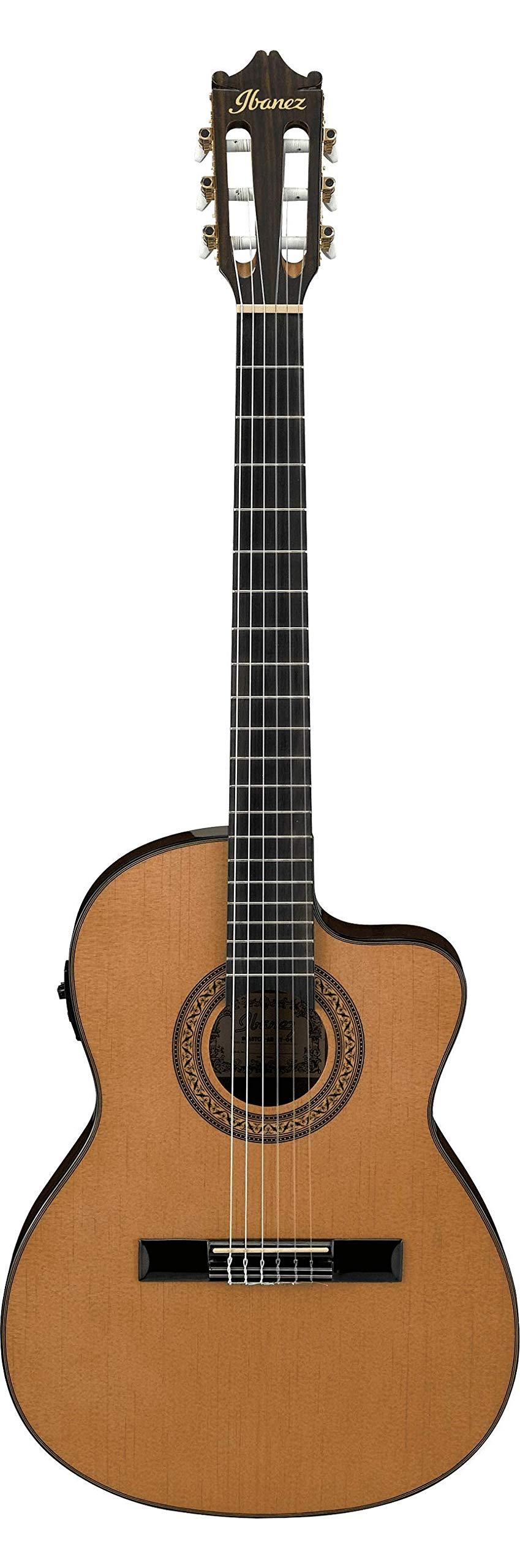 Ibanez GA5TCE-AM - Guitarra clásica electrificada: Amazon.es: Instrumentos musicales