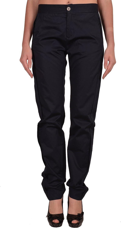 Maison Martin Margiela Women's Black Casual Pants US 6 IT 42