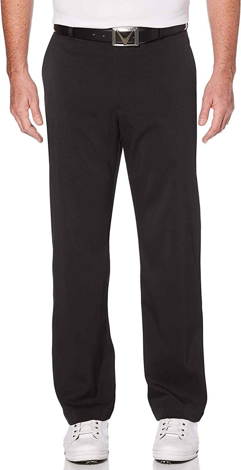 Callaway Men's Manufacturer OFFicial shop Lightweight NEW before selling ☆ Tech Golf with Stretch Pant Wa Active