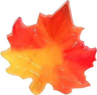 Maple Leaf Soap, Multi-Colored, Bubblegum