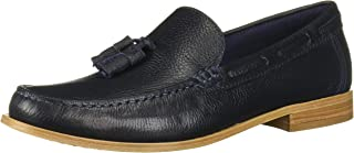 Mens Made in Brazil Hampton Leather Sole Tassle Loafer