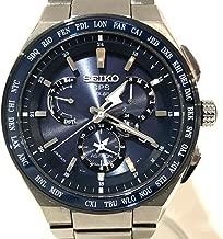 (セイコー)SEIKO SBXB155(8X53-0AV0-2) GPSソーラー電波 エグゼクティブライン アストロン デイト メンズ腕時計 腕時計 チタン/セラミック メンズ 中古