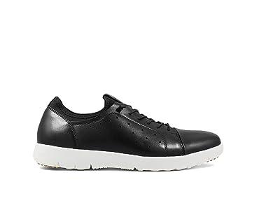 Stacy Adams Halden Cap Toe Elastic Lace Sneaker
