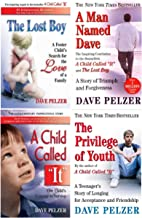 Dave Pelzer Set 4 Books. A Man Named Dave, A Child Called It, The Lost Boy, The Privilege of Youth