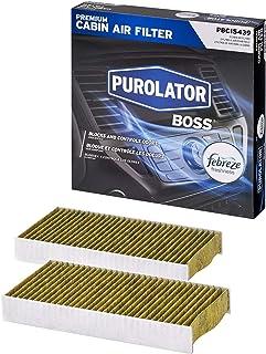 Purolator PBC15439 PurolatorBOSS Premium Cabin Air Filter with Febreze Freshness