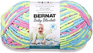Bernat Baby Blanket Big Ball Jelly Beans