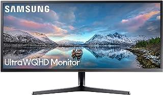 "Samsung S34J552 - Monitor de 34"" UltraWide QHD (3440x1440, 4 ms, 75 Hz, FreeSync, LED, VA, 21:9, 3000:1, 300 cd/m², 178°, ..."