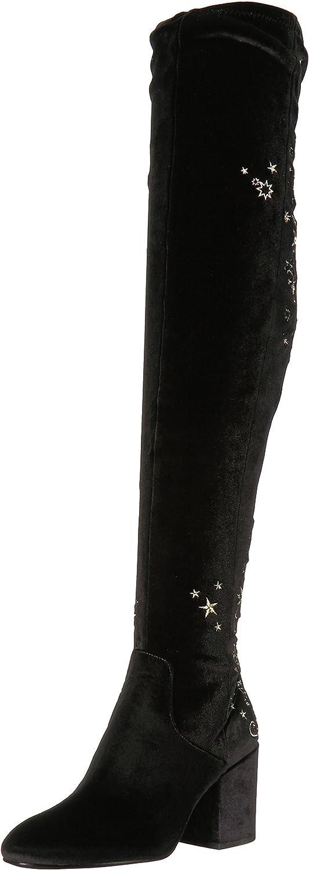 Ash Woherrar Woherrar Woherrar Eros Over The Over Knee Boot  varumärke på försäljningsbevis