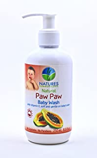 natures commonscents paw paw body wash