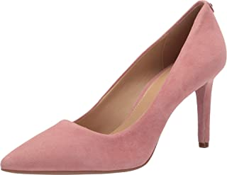 Michael Kors Womens Dorothy Flex Pump Leather Pointed Toe