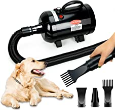 Sponsored Ad - Love Handles Pet Dryer | Grooming Hair Blow Dryer for Dogs and Cats - 3.8PH/2800W
