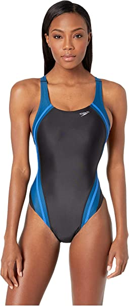 a80250d00 Speedo. Quantum Splice One Piece.  77.95. 4Rated 4 stars4Rated 4 stars.  Deep Teal