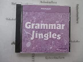 Harcourt School Publishers Language: Grammar Jingles CD Primary Grades 1-2 (English Language Development Program)
