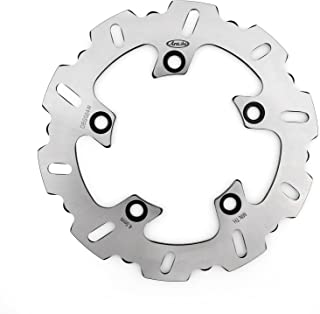 Areyourshop Rotor de disco de freno delantero para Yamaha TDR125 XT500E XT600E TZR50 XTZ660 XV125