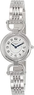 [ロンジン] 腕時計 ロンジン イクエストリアン コレクション クォーツ L6.129.4.73.6 レディース 正規輸入品 シルバー