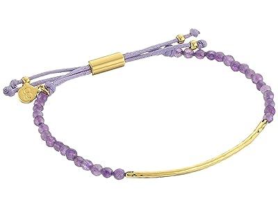 gorjana Power Gemstone Bracelet (Amethyst) Bracelet