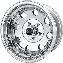 American Racing Custom Wheels AR172 Baja Polished Wheel (16x8
