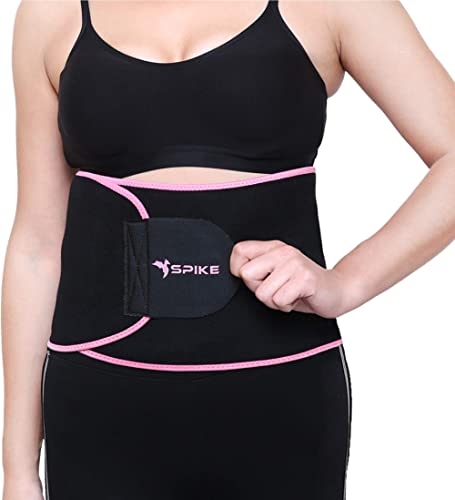 Spike Sweat Slim Belt for Tummy Trimming Exercise for Both Men and Women