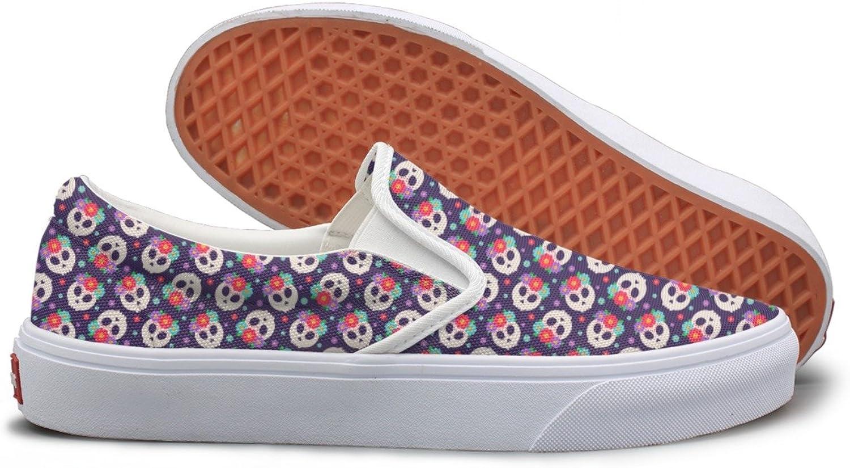 Colourfor Skulls Day Of The Dead Sneaker Women Wide