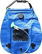 Zonne-douchetas, outdoor douchetas, draagbare camping douchetas, zomer camping douche, 5 gallons/20L zonne-verwarming prem...