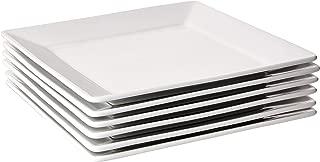 Tuxton Home Santorini Square Plate 10 1/8