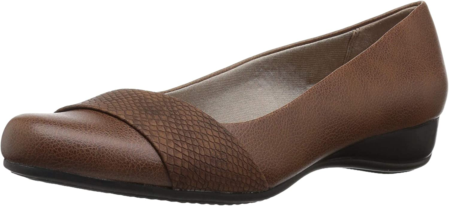 LifeStride Womens Dylan Loafer Flat
