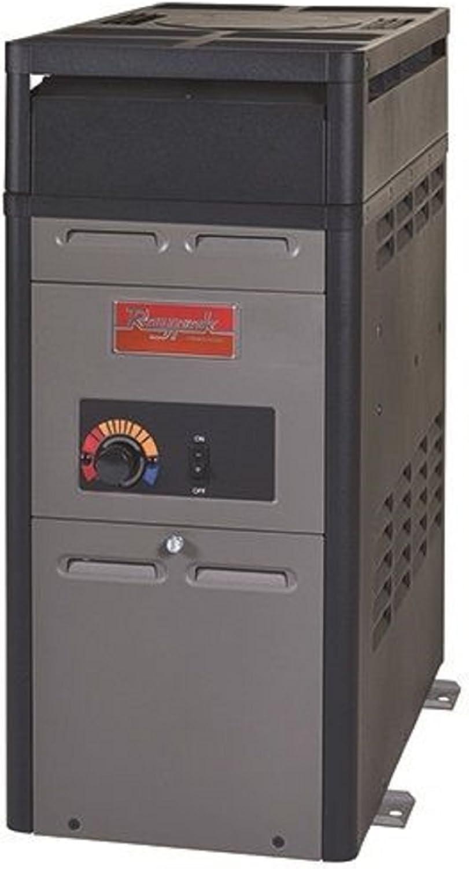 ハイクオリティ Raypak 014779 PR106AENC 105000 BTU Pool 大注目 Heater Gas Natural