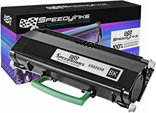 Speedy Inks Remanufactured Toner Cartridge Replacement for Dell 330-2650 High-Yield | 6000 Page Yield (Black)
