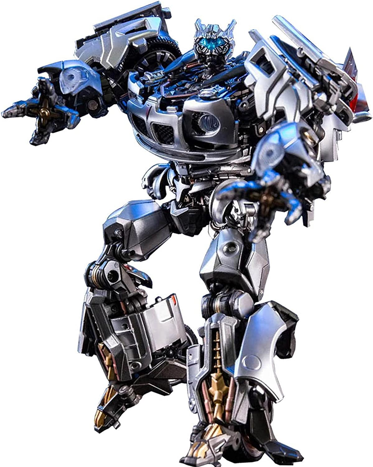 Transformer Special price Free shipping anywhere in the nation Toys Masterpiece Movie Series Action Mpm-9 Jazz Figu