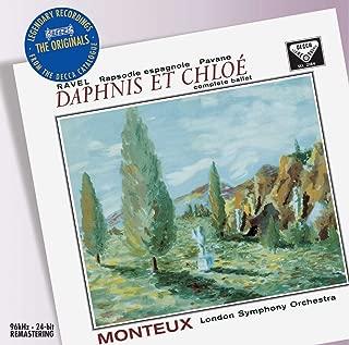 Ravel: Daphnis et Chloé / Rapsodie espagnole / Pavane