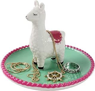 llama ring holder