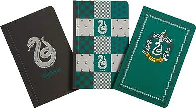 Harry Potter: Slytherin Pocket Notebook Collection: Set of 3