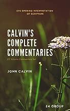 Best john calvin commentary Reviews