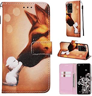 Flip Case for iPhone X, cozy PU Leather Wallet Cover (Compatible with iPhone X)