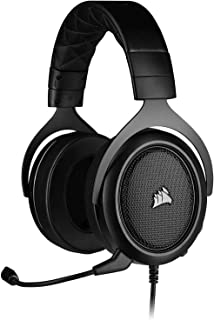 Corsair コルセア HS50 PRO STEREO Carbon ゲーミングヘッドセット (PC PS5 PS4 Xbox series X/S Switch) CA-9011215-AP SP887