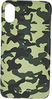 Macmerise IPCIXSPMI1352 Camo Effect Green - Pro Case for iPhone XS - Multicolor (Pack of1)