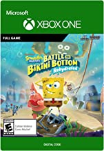 SpongeBob SquarePants Battle for Bikini Bottom - Rehydrated - Xbox One [Digital Code]