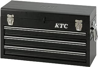 KTC(ケーテーシー) チェスト (3段3引出し) ソリッドブラック SKX0213BK